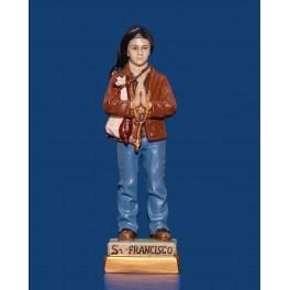 Statue Francisco Marto
