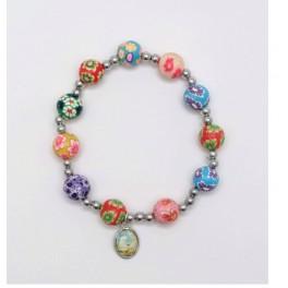 Fatima Rose Bracelet