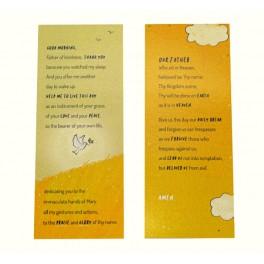Morning Prayer Card