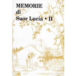 Memorie di Suor Lucia 2