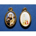 Medal Fatima Apparitions and St. Anthony