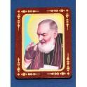 Desk Plaque St. Padre Pio