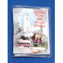 Bag with Rosary and Leaflet