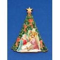 Christmas Plaque Tree