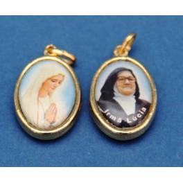 Medal Sister Lucia