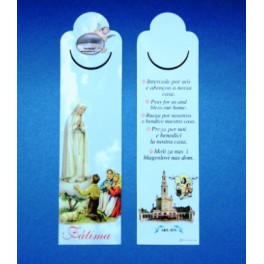 Fatima Bookmark