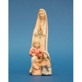 Wooden Statue Apparitions of Fatima