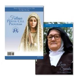 Lucia Speaks/Fatima Prayer Flip book