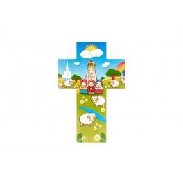 Children's Fatima Cross
