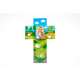 Children's Holy Family Cross