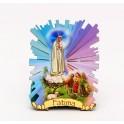 Fatima colored magnet