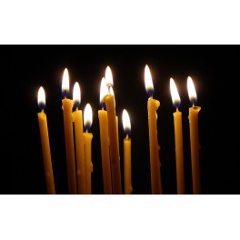 Prayer petition - Small Votive Candle