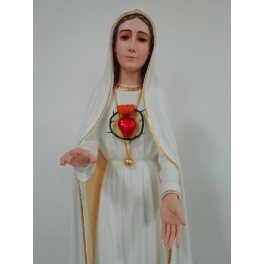 Statue of the Immaculate Heart of Mary (100 cm)